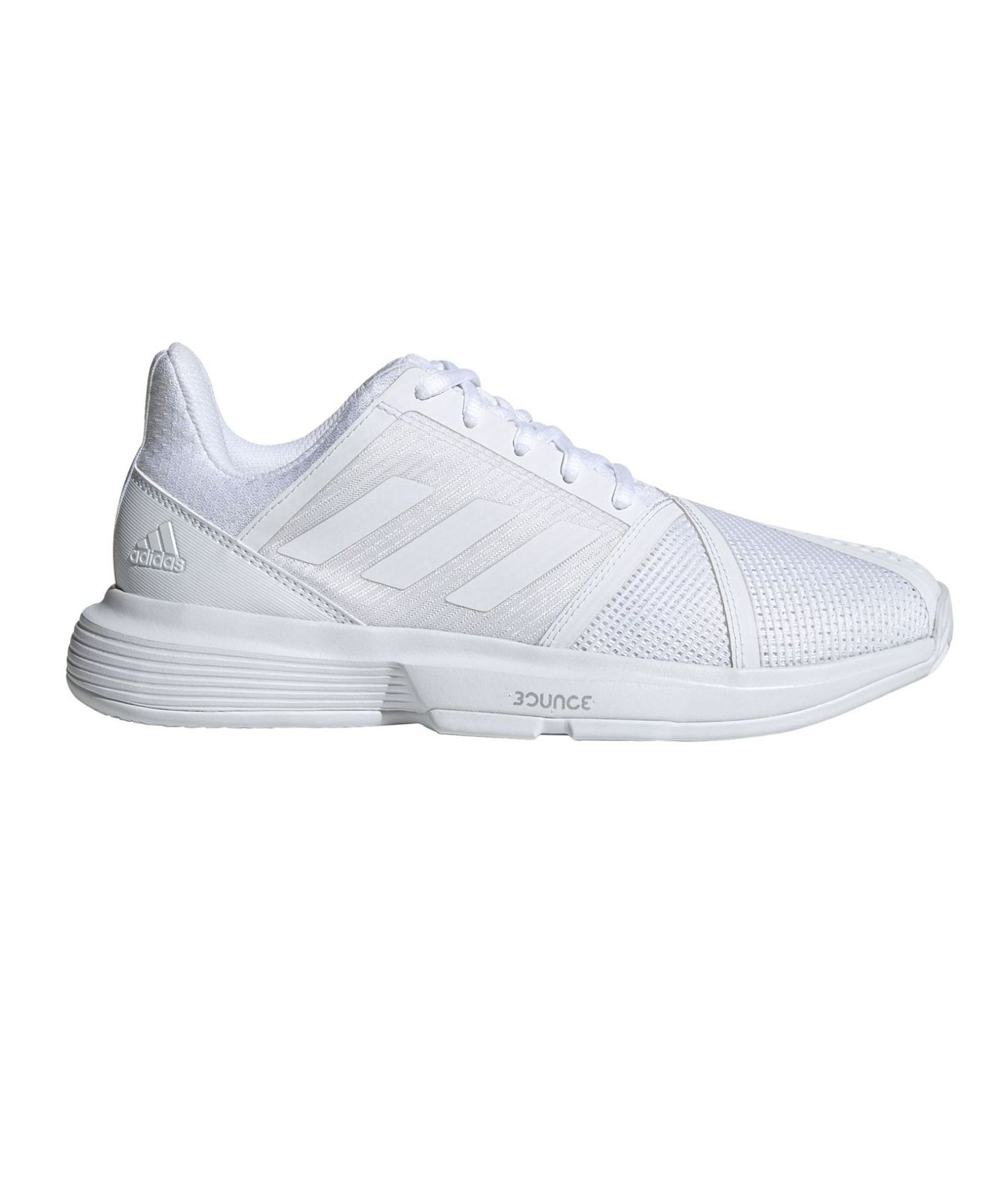 zapatillas padel asics blanca mujer