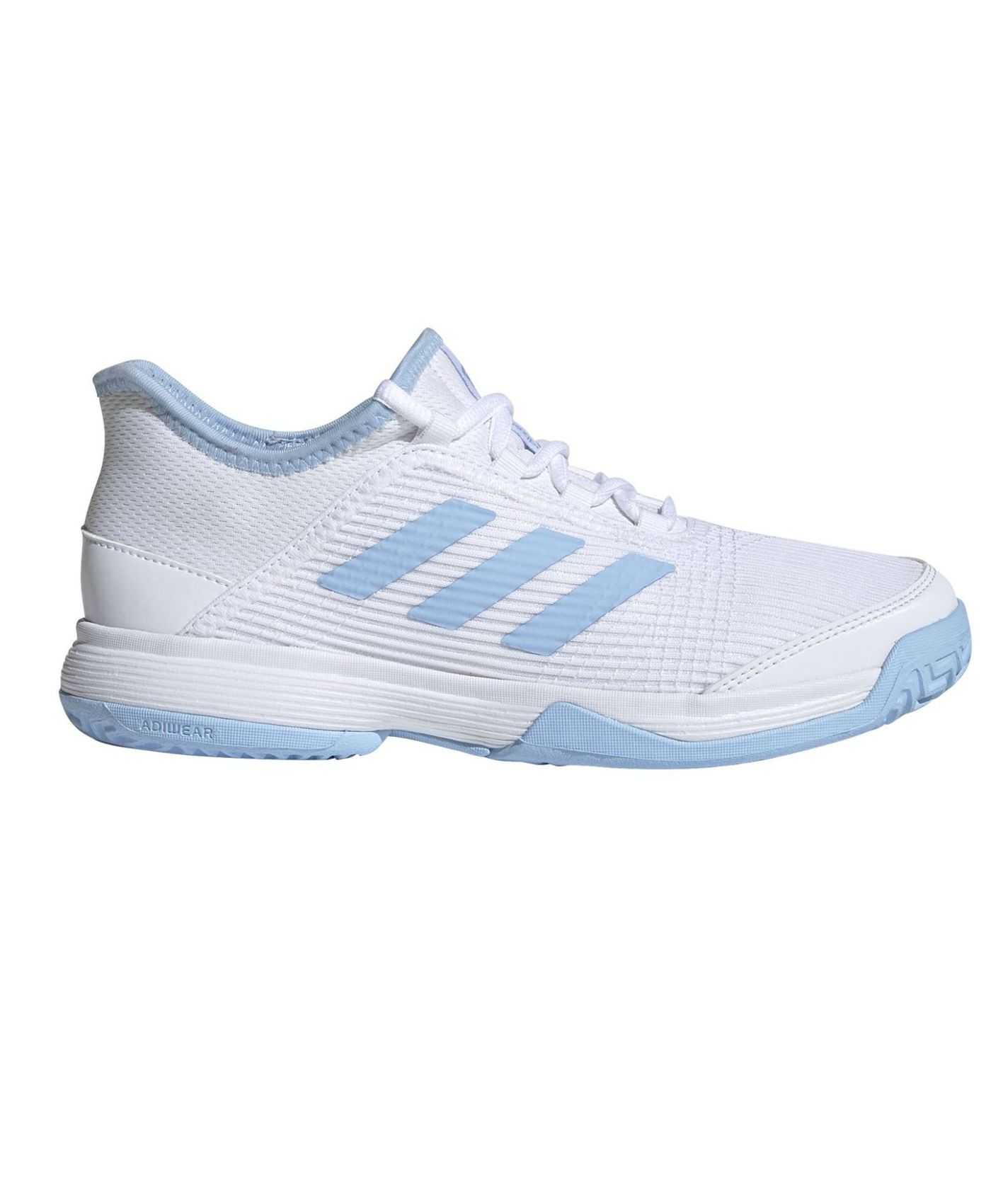 zapatillas adidas azules niño